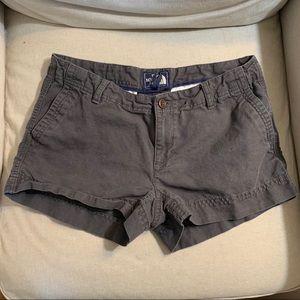 2 pairs North Face shorts size 6